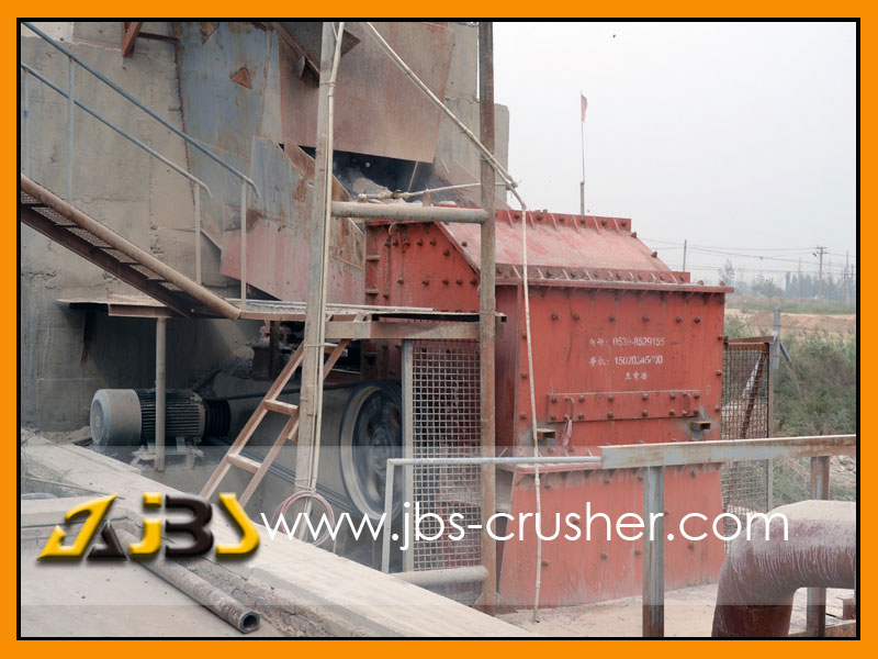 250 tons Limestone Crushing Plant in India