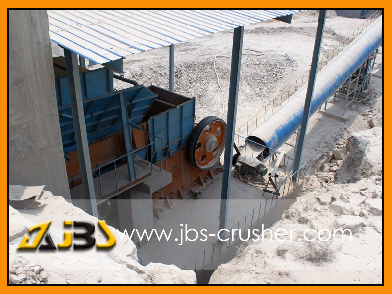 Quarry Limestone Crushing Plant in Zambia